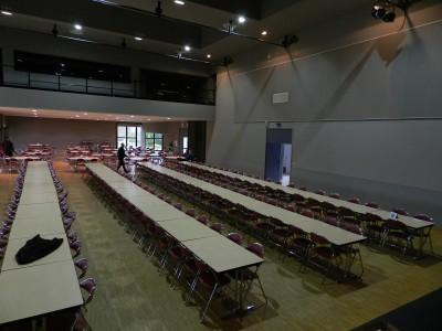 Loto 2014 – 3 – Salle montée
