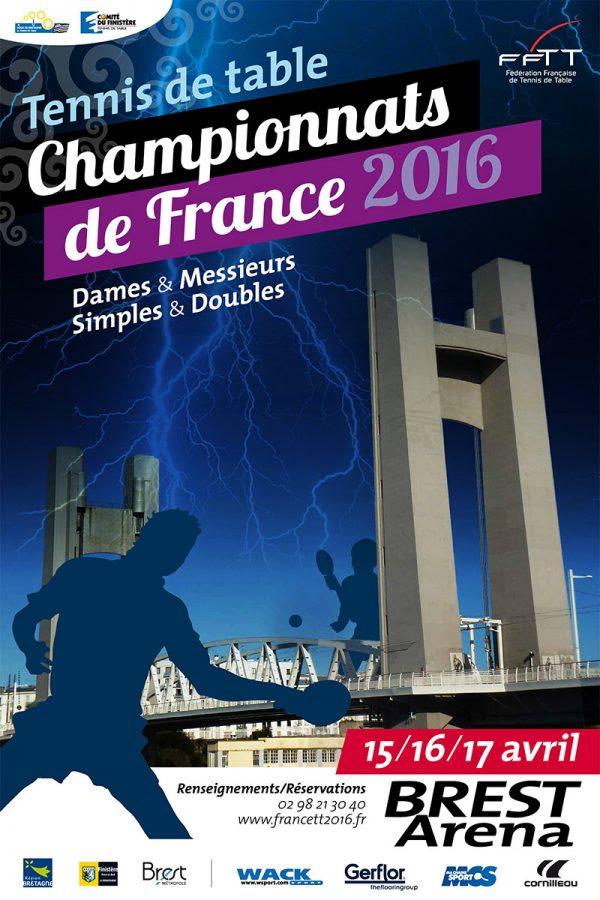 Championnats de France 2016