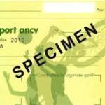 Specimen coupon sport ANCV